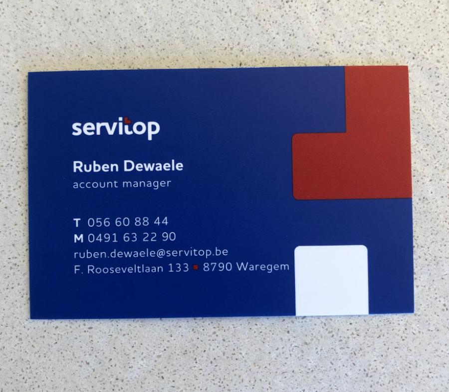 Meet Ruben : onze nieuwe verkoopskracht binnen Servitop!